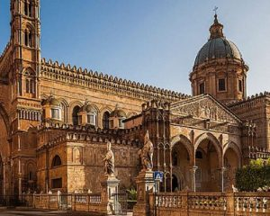 Monumenti importanti della Sicilia