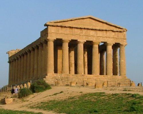 Tempio della Condordia