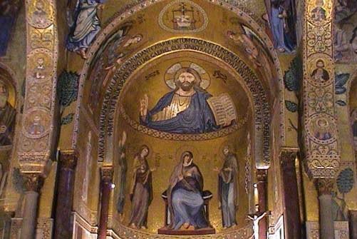 Momumenti importanti di Palermo - Palazzo Reale o dei Normanni
