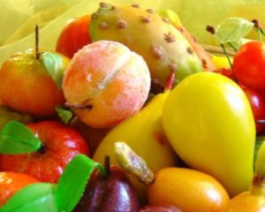 Frutta Martorana Sicilia
